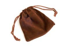 Bolsa de Brown Imagenes de archivo