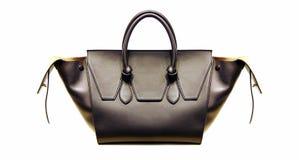 Bolsa de couro das senhoras Imagem de Stock Royalty Free