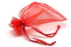 Bolsa de la tela Fotografía de archivo libre de regalías