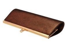 Bolsa de matéria têxtil Fotografia de Stock Royalty Free