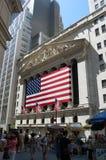 A Bolsa de Nova Iorque imagem de stock royalty free
