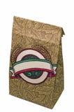 Bolsa de papel Fotografía de archivo libre de regalías