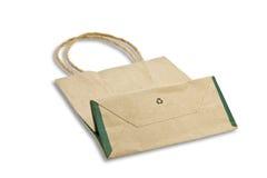 Bolsa de papel Fotografía de archivo