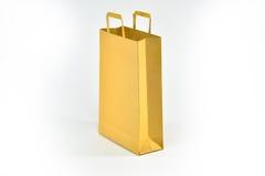 Bolsa de papel Foto de archivo libre de regalías