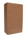 Bolsa de papel Imagenes de archivo