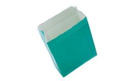 Bolsa de papel aislada Fotos de archivo libres de regalías