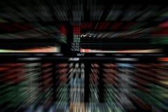 A bolsa de valores imagem de stock