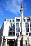 A bolsa de valores de Londres Fotografia de Stock Royalty Free
