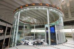 A bolsa de valores do Tóquio no Tóquio, Japão. Foto de Stock