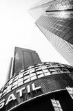 A bolsa de valores mexicana ou Bolsa Mexicana de Valores, Cidade do México Fotografia de Stock Royalty Free