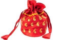Bolsa del regalo Foto de archivo libre de regalías