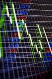 Bolsa o la bolsa de acción stock de ilustración