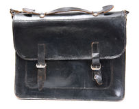 Bolsa velha Foto de Stock