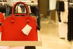 Bolsas coloridas como presentes do ano novo Fotos de Stock