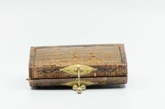 Bolsas de bambu Fotografia de Stock