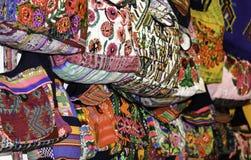 Bolsas feitos a mão em México Fotografia de Stock Royalty Free