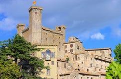 Bolsena castle Royalty Free Stock Image