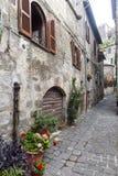 Bolsena (Itália) Foto de Stock Royalty Free