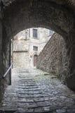 Bolsena (Itália) Fotografia de Stock Royalty Free