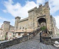 Bolsena (Italia) Fotografia Stock