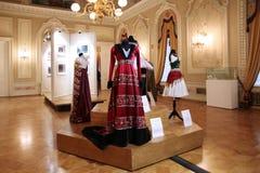 Bolshoi剧院的博物馆 莫斯科 26 04 2018年 免版税图库摄影