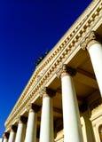 Bolshoi剧院,莫斯科,俄国 免版税库存图片