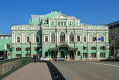 Bolshoi drama theater. Royalty Free Stock Image