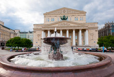 Bolshoi Theatre Stock Photos