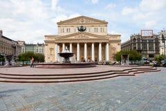 Bolshoitheater van Moskou Royalty-vrije Stock Afbeelding