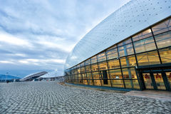 Bolshoy Ice Dome. Olympic Park in Sochi, Russia Stock Photography