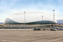 Bolshoy Ice Dome. Olympic Park in Sochi, Russia Royalty Free Stock Images