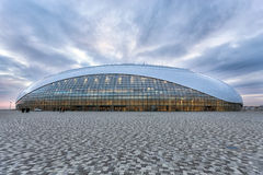 Bolshoy Ice Dome. Olympic Park in Sochi, Russia Royalty Free Stock Photography