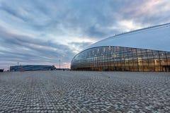 Bolshoy Ice Dome. Olympic Park in Sochi, Russia Royalty Free Stock Photo