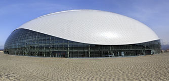Bolshoy Ice Dome Stock Photo