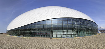 Bolshoy Ice Dome Stock Photos