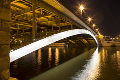 Bolshoy Kamenny Bridge Greater Stone Bridge, Moscow, Russia stock photos
