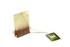 Bolsita de té Imagenes de archivo