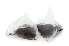 Bolsitas de té foto de archivo libre de regalías