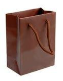 Bolso 2 del regalo de Brown Foto de archivo