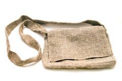 Bolso de arpillera Fotografía de archivo