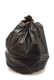 Bolso de basura Imágenes de archivo libres de regalías