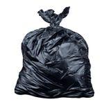 Bolso de basura Imagen de archivo libre de regalías