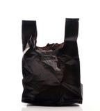 Bolso de basura vacío Fotografía de archivo libre de regalías