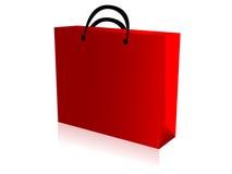 Bolso de compras Imágenes de archivo libres de regalías