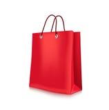 Bolso de compras colorido ilustración del vector