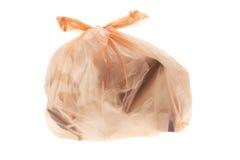 Bolso de la basura Imagenes de archivo