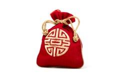 Bolso de la joyería de China Fotografía de archivo
