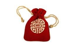 Bolso de la joyería de China Imagen de archivo libre de regalías