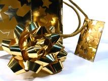 Bolso de la Navidad Foto de archivo