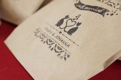 bolso de las chucherías Imagen de archivo